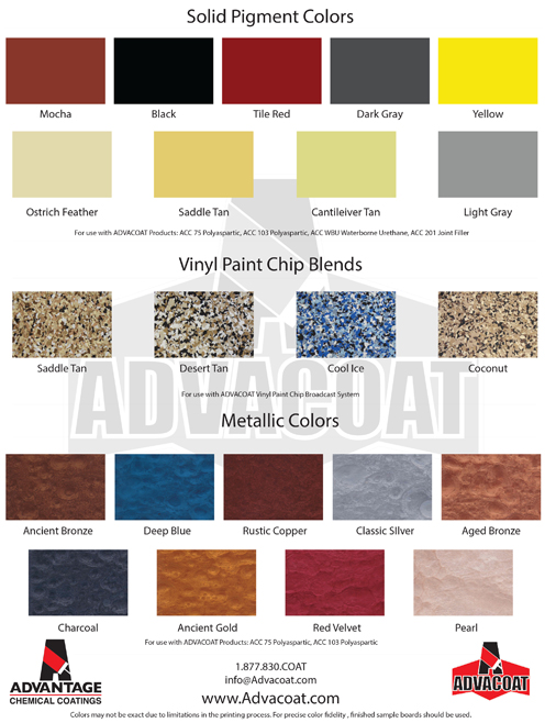 charcoal concrete floor concrete floor coating polyaspartic floor coating color charts
