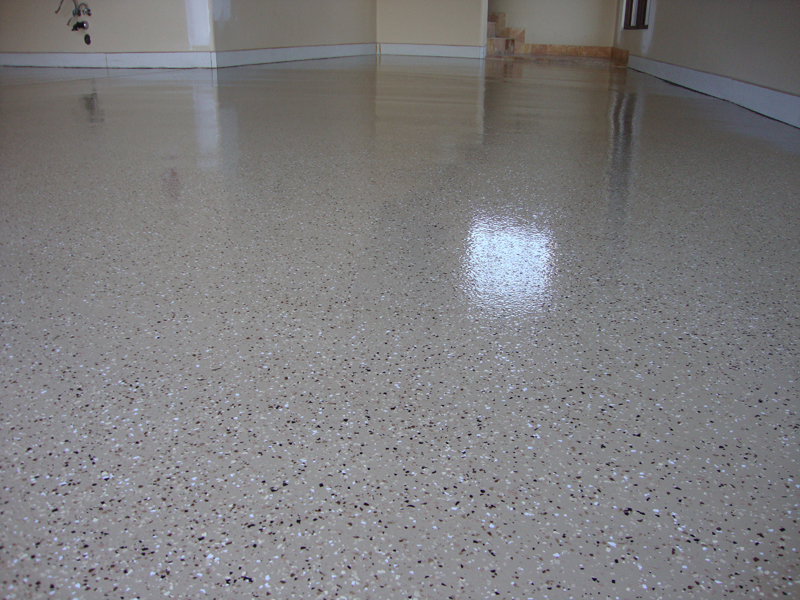 Industrial Concrete Floor Coatings Polyaspartic Floor